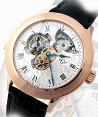 Minute Repeater Tourbillon