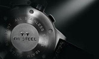 Fragment TW Steel watch